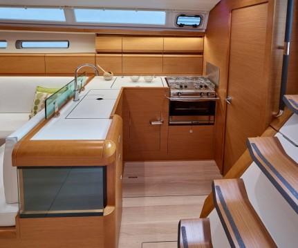 Boat rental Maó cheap Sun Odyssey 449