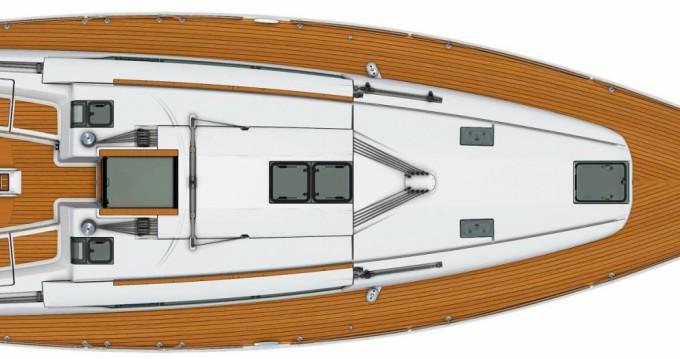 Rental Sailboat in Maó - Jeanneau Sun Odyssey 449