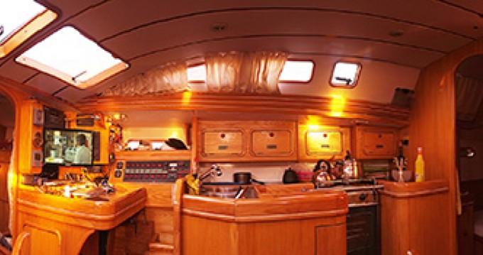 Rental yacht Barcelona - Alubat Ovni 43 on SamBoat