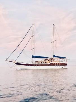 Rental Sailboat in Puerto Deportivo Roda de Barà - Gulet Turkish
