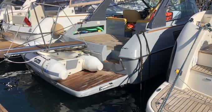 Boat rental Squalo 35 linea assi in Baiae on Samboat