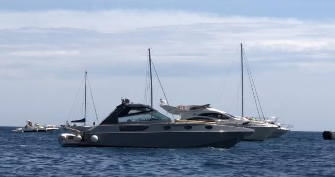 Boat rental Baiae cheap 35 linea assi