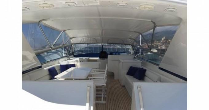 Rental Yacht in Saint-Tropez - Leopard Leopard 23