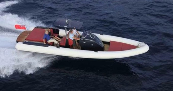 RIB for rent Port-Camargue at the best price