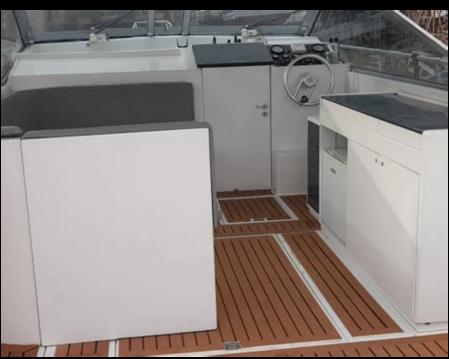 Boat rental Trapani cheap DC10