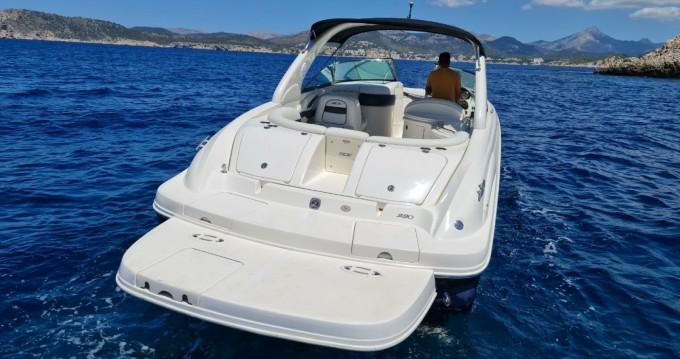 Rental Motorboat in Santa Ponsa - Sea Ray Sea Ray 290 SLX