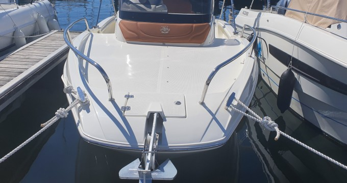 Hire Motorboat with or without skipper Prua al vento Arcachon