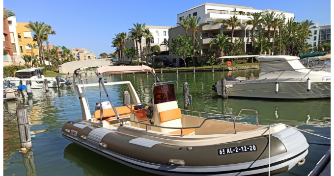 RIB for rent Sotogrande at the best price