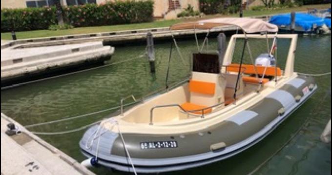 Rental yacht Sotogrande - Cobra Hybrid 5,80 on SamBoat