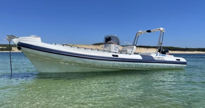 Boat rental Grand Piquey cheap Beluga 24