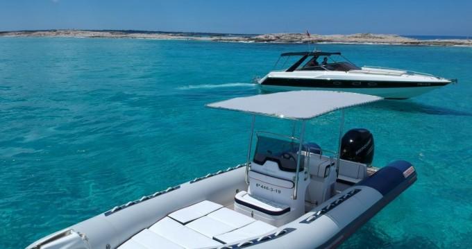 Rental yacht Playa de Talamanca - Vanguard 760 Family  on SamBoat