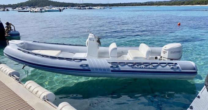 Boat rental Porto-Vecchio cheap Lomac 600 IN