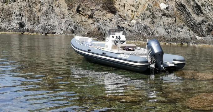 Boat rental La Londe-les-Maures cheap Coaster 650