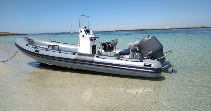 Hire RIB with or without skipper Selva Île-Tudy
