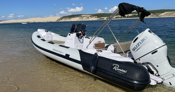 RIB for rent Port d'Arcachon at the best price