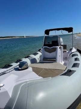 Rental yacht Port d'Arcachon - Ranieri Cayman 21 Sport on SamBoat