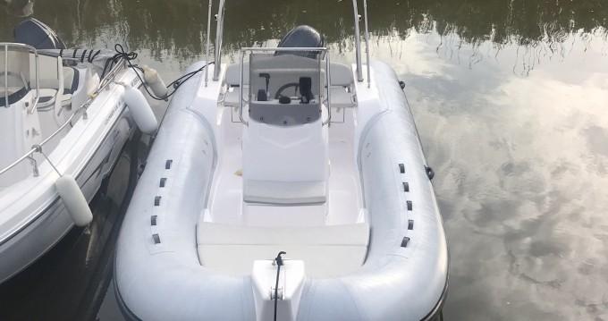 Joker Boat Joker Boat 630 between personal and professional Hyères
