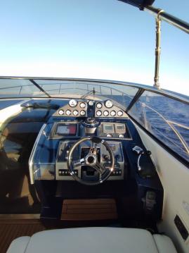 Rental Motorboat in Ciutadella de Menorca - Azimut Atlantis 39