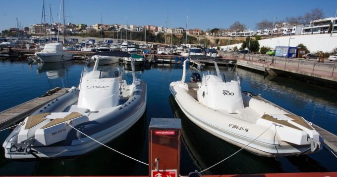 Rental yacht Palamós - Tiger Tiger Marine 850 Topline on SamBoat