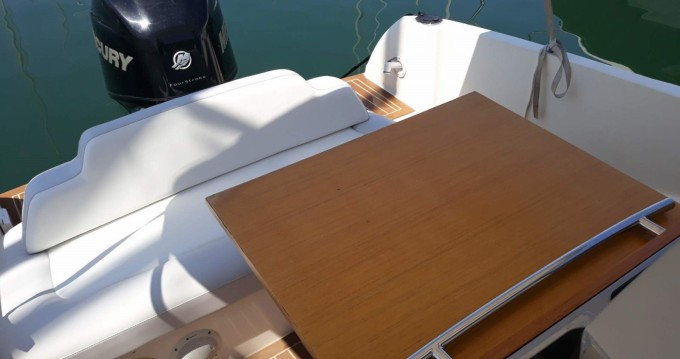 Hire Motorboat with or without skipper Salpa Antibes