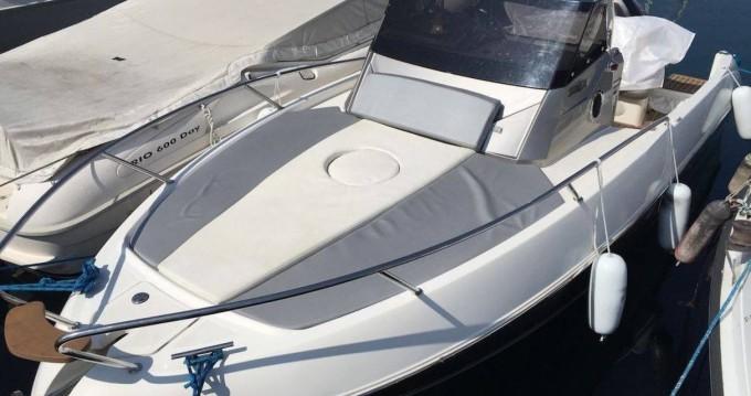 Boat rental Antibes cheap 20GT