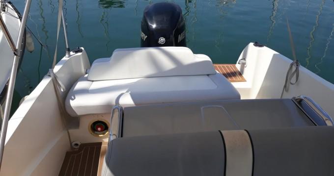 Boat rental Salpa 20GT in Antibes on Samboat