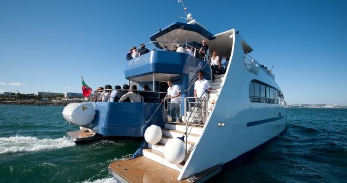 Rental Catamaran in Lisbon - Nautiber Cat19 - Seagull