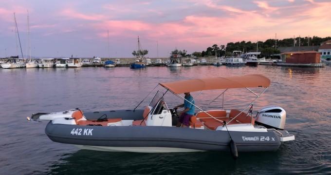 Rental yacht Krk - Marlin Boat Marlin  24 X on SamBoat