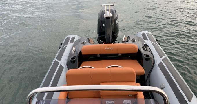 Rental yacht Port-Louis - Brig Eagle 600 on SamBoat