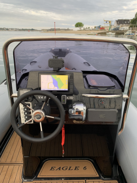 Hire RIB with or without skipper Brig Port-Louis