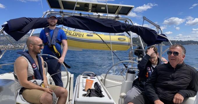 Boat rental Saint-Mandrier-sur-Mer cheap Sun Odyssey 45.1