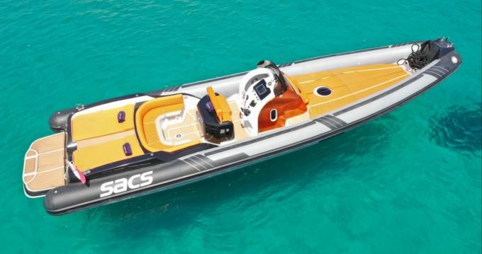 Rental yacht Ibiza Island - Sacs Stratos 42 on SamBoat