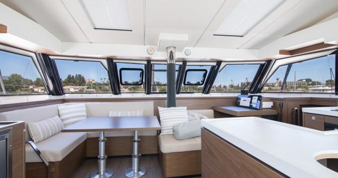 Hire Catamaran with or without skipper Nautitech Gouvia