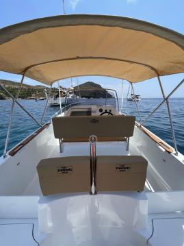 Rental Motorboat in Port de Roses - Mareti Mareti 600 Open