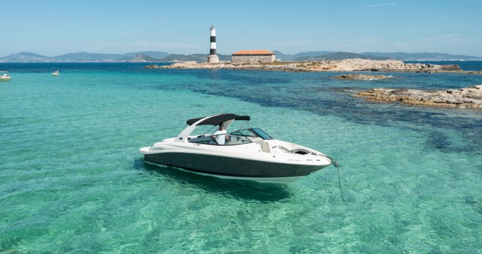 Sea Ray Sea Ray 295 SLX between personal and professional Ibiza Town
