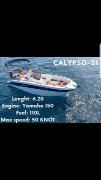 Hire Motorboat with or without skipper Salmeri Fažana-Fasana