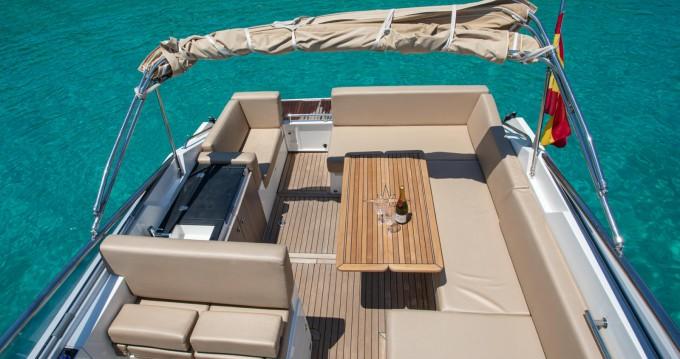 Boat rental Sealine Sealine 35 Sport in Palma de Mallorca on Samboat