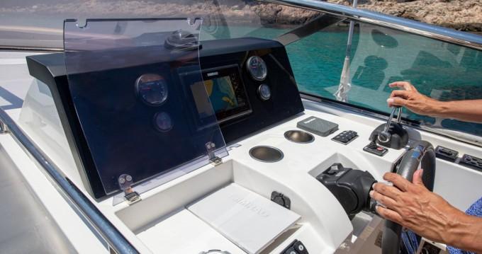 Sealine Sealine 35 Sport between personal and professional Palma de Mallorca