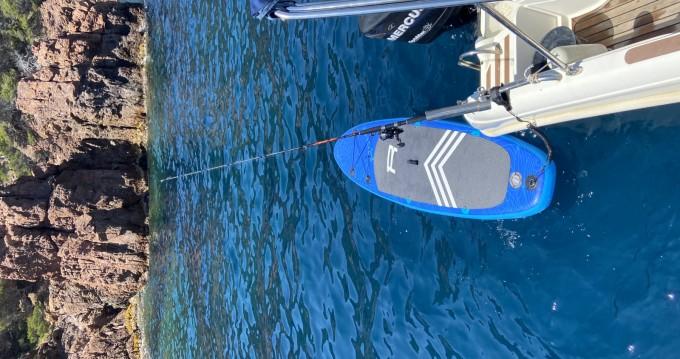 Rental Motorboat in Saint-Raphaël - Arkos Walk Round 607
