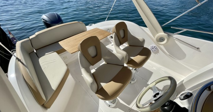 Hire Motorboat with or without skipper Sessa Marine Ičići