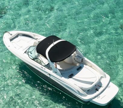 Boat rental Ibiza Town cheap Sea Ray 295 SLX