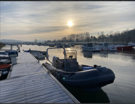 RIB for rent Pointe-Rouge at the best price