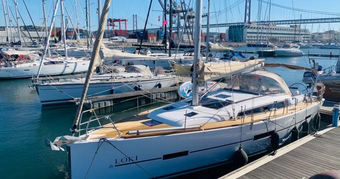 Rental yacht Lisbon - Dufour Dufour 410 Grand Large on SamBoat