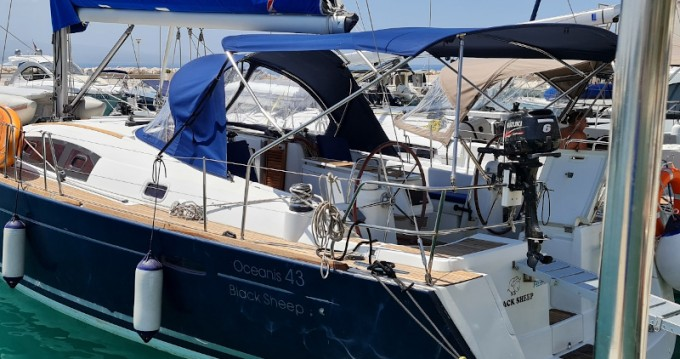 Sailboat for rent Baška Voda at the best price