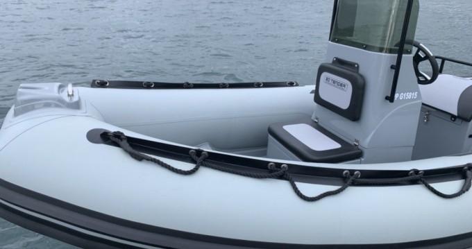 Boat rental Bono cheap Lux 540