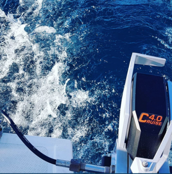 Rent a Solar Boat CA COSTO 2.0 Cannes