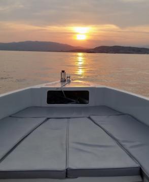 Boat rental Solar Boat CA COSTO 2.0 in Cannes on Samboat
