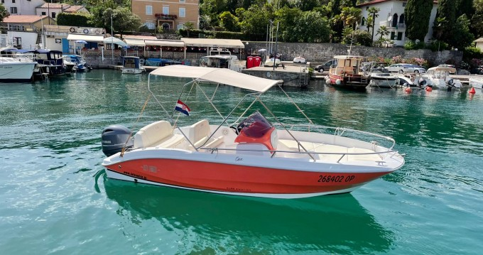 Boat rental Sessa Marine Key Largo One in Opatija on Samboat