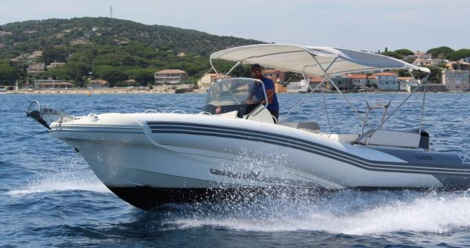 Rental yacht Sainte-Maxime - Zodiac N-ZO 760 on SamBoat