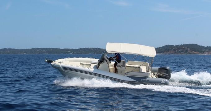 Boat rental Zodiac N-ZO 760 in Sainte-Maxime on Samboat